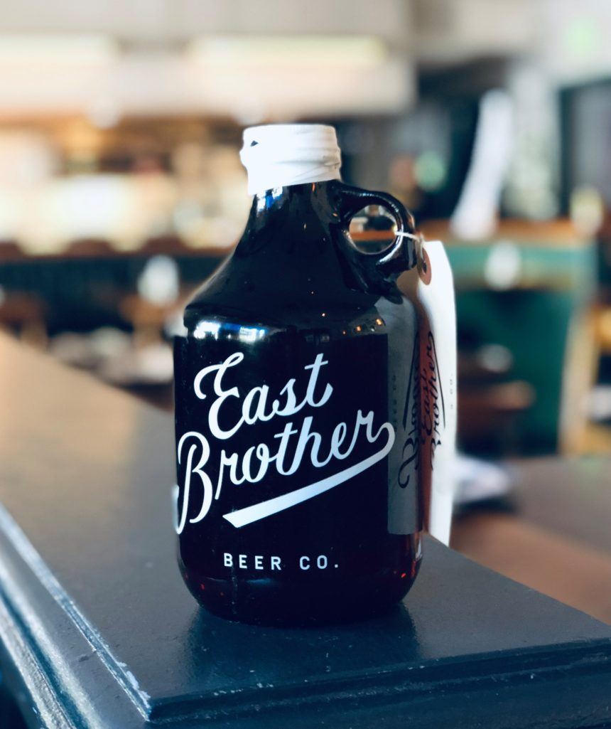 East Brothers Beer